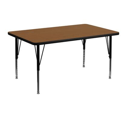 Flash Furniture XUA3048RECOAKHPGG