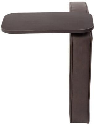 "Boss BRS2LT 19"" Left Tablet Arm for BRS12 with Mahogany Finished Tablet"