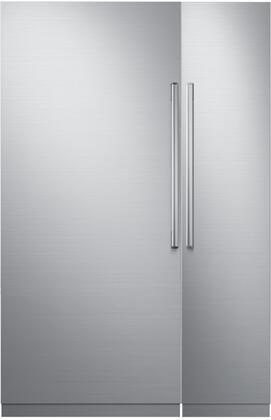 Dacor 772325 Modernist Side-By-Side Refrigerators