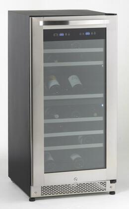 "Avanti WCR8500SDZ 23.5"" Freestanding Wine Cooler"
