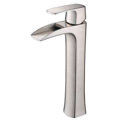 Fresca FFT3072 Fortore Single Hole Vessel Mount Bathroom Vanity Faucet