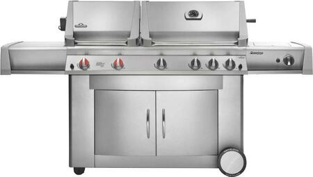 Napoleon PT750RSBINSS1 All Refrigerator Grill, in Stainless Steel