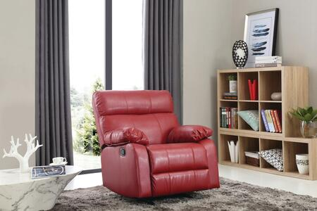 Glory Furniture G534RC G53 Series Faux Leather  Recliners