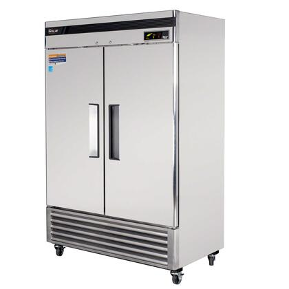 Turbo Air TSR49SD Super Deluxe Standard Reach In Solid Door Refrigerator