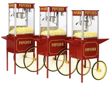 Paragon 1106110KIT2 Theater Pop Commercial Concession Mercha