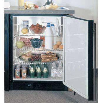 Marvel 6ADAMBBFR  Built In Counter Depth Compact Refrigerator with 5.4 cu. ft. Capacity, 3 Wire Shelves