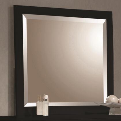 Coaster 202284 Holland Series Square Landscape Dresser Mirror