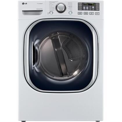 """LG DLEX4070W 27"""" Electric Dryer"""