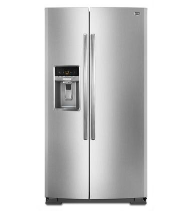 Maytag MSB27C2XAB Freestanding Side by Side Refrigerator |Appliances Connection
