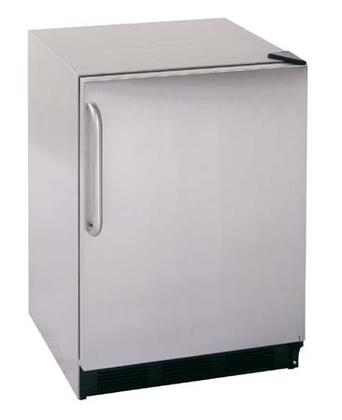 Summit FF8SSTBADA  Compact Refrigerator with 5.5 cu. ft. Capacity in Stainless Steel