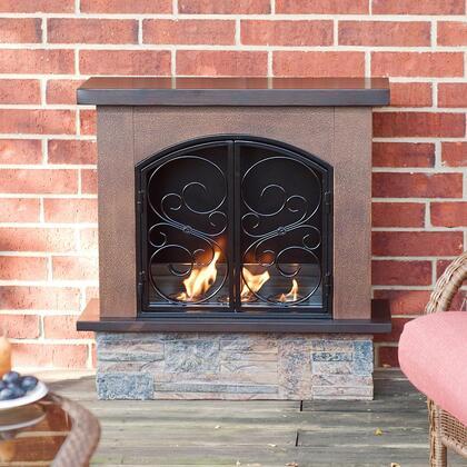 Southern Enterprises FA7004  Gel Fuel Fireplace