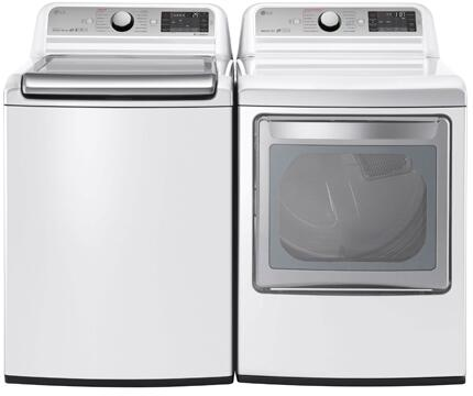 LG 718977 Washer and Dryer Combos
