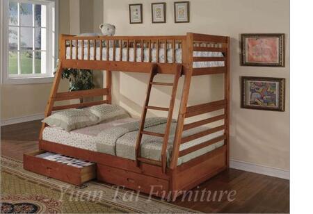 Yuan Tai 9080-O  Full Size Bunk Bed