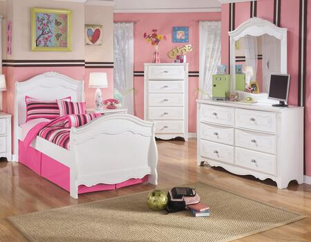 Milo Italia BR274TSLBDMC Woodard Twin Bedroom Sets