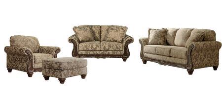 Milo Italia MI5301SLCOTOPA Ashlynn Living Room Sets