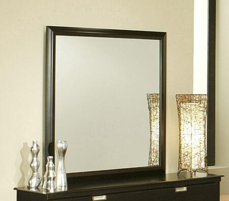 Sandberg 43310 Park Avenue Series Rectangular Landscape Mirror