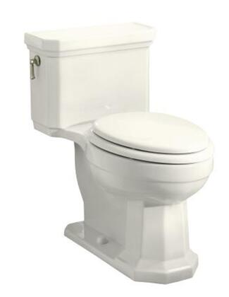 "Kohler K-3324- Kathryn One Piece Elongated Toilet with 12"" Rough In:"