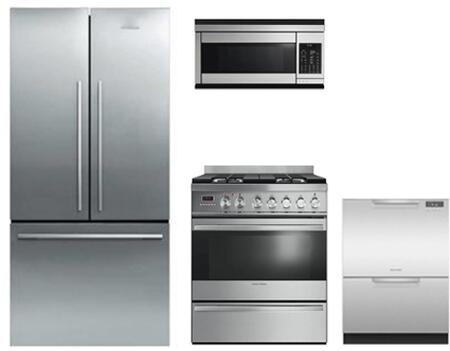 Fisher Paykel 798530 Kitchen Appliance Packages