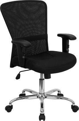 """Flash Furniture GO5307BGG 24"""" Contemporary Office Chair"""