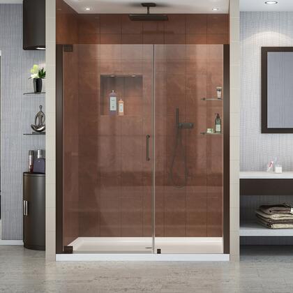 Elegance Shower Door 58x72 06