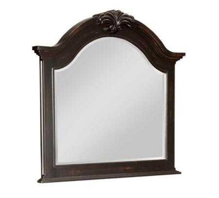 Broyhill 4026236  Arched Portrait Dresser Mirror