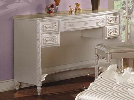 Acme Furniture 01017 Pearl Series Computer  Wood Desk