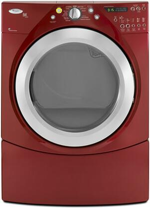 Whirlpool WGD9550WR Gas Duet Series Gas Dryer