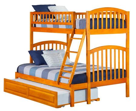 Atlantic Furniture AB64237  Twin over Full Size Bunk Bed