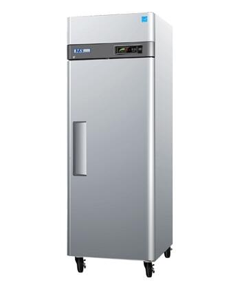 Turbo Air M3R M3 Series Refrigerator with Solid Door, Digital Temperature Control System, Hot Gas Condensate System, Efficient Refrigeration System and Stainless Steel Cabinet Construction