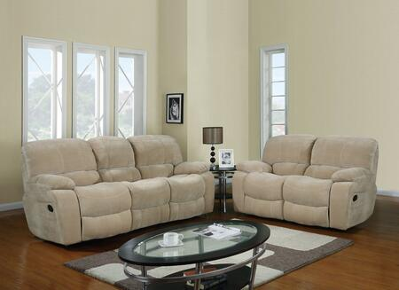Global Furniture USA U2007SLC Living Room Sets