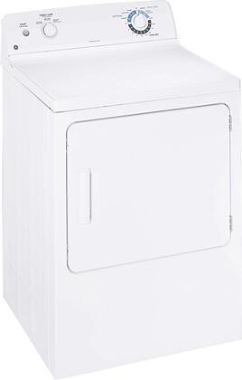 GE GTDX100EMWW Electric Dryer