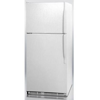 Summit CTR18  Refrigerator with 18.0 cu. ft. Capacity in White