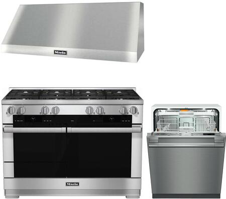 Miele 736762 M-Touch Kitchen Appliance Packages