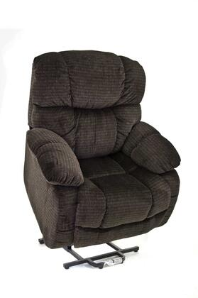 MedLift 5955CAG Contemporary Wood Frame  Recliners