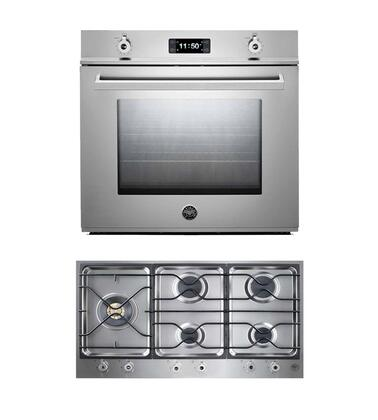 Bertazzoni 346796 Professional Kitchen Appliance Packages