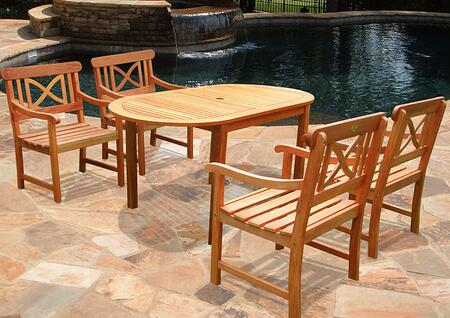 Vifah V545SET15 Patio Sets