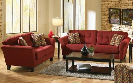 Jackson Furniture 43812PCSTLKIT1 Halle Living Room Sets
