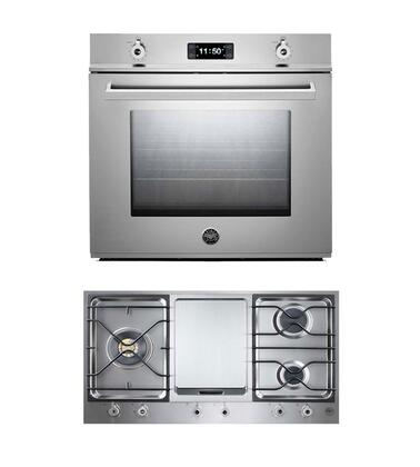 Bertazzoni 346797 Professional Kitchen Appliance Packages