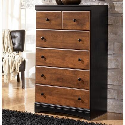 Signature Design by Ashley B13646 Aimwell Series Wood Chest
