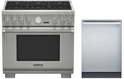 Thermador 739346 PRO Grand Kitchen Appliance Packages