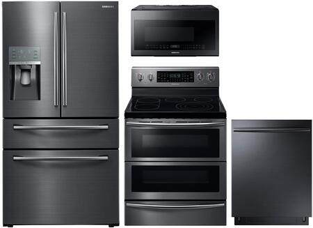 Samsung 602597 Kitchen Appliance Packages Appliances