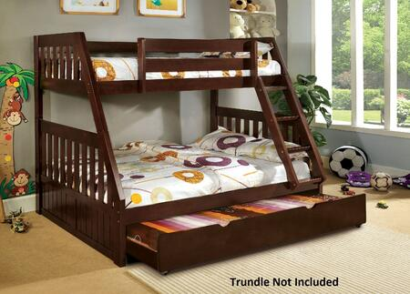 Furniture of America CMBK605EXBED Canberra Series  Bed