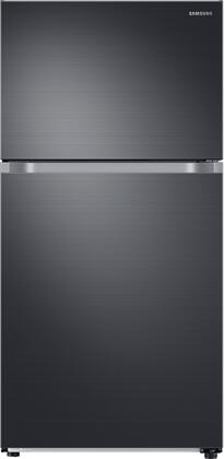 """Samsung RT21M6213S 33"""" Energy Star Certified Top Mount Freezer Refrigerator with 21.1 cu. ft. Total Capacity, FlexZone, Twin Cooling Plus, and Reversible Door, in"""
