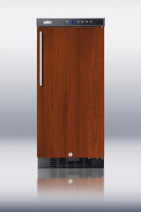 """Summit SWC1535BIF 14.75"""" Built-In Wine Cooler"""