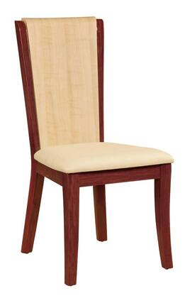 Global Furniture USA GABRIELLADC Contemporary  Dining Room Chair
