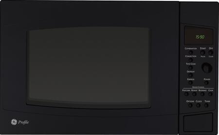GE Profile PEB1590DMBB Countertop Microwave