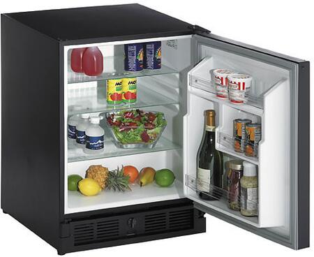 U-Line 29RB00  Compact Refrigerator with 3.5 cu. ft. Capacity in Smooth