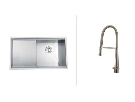 Ruvati RVC2364 Kitchen Sink