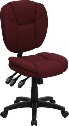 "Flash Furniture GO930FBYGG 19.75"" Contemporary Office Chair"