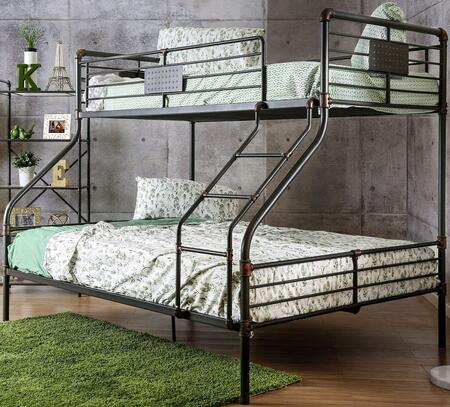 Furniture of America CMBK913TQBED Olga I Series  Queen Size Bed